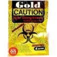 Caution Gold 4g